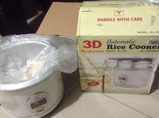 3D Rice Cooker