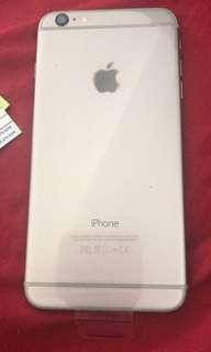 Iphone6plus 64gb銀
