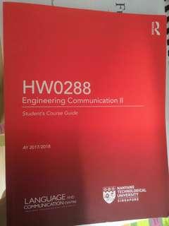 NTU HW0288 TEXTBOOK