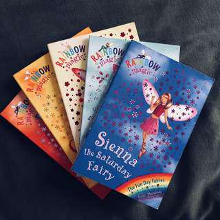Rainbow Magic Books