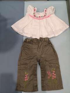 Poney Baby Girl Apparel