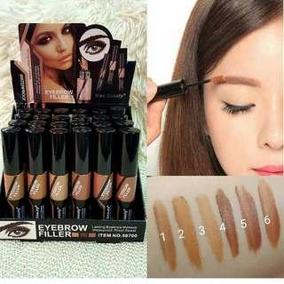 Kiss beauty eyebrow filter