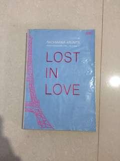 Novel LOST IN LOVE (+sampul)