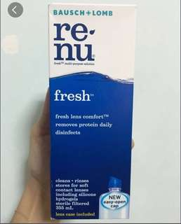 Ready Stock ‼️Renu Contact Lens Solution