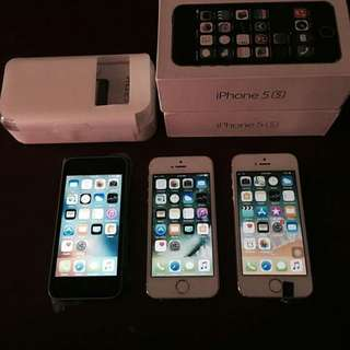 Iphone (Brand new/Complete package)