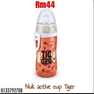 Nuk active tiger cup