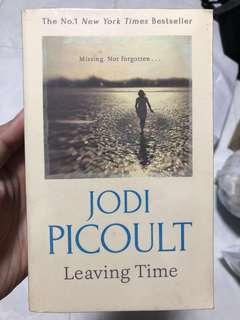 🚚 Leaving Time - Jodi Picoult