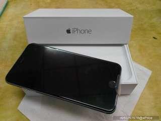 Iphone6plus 128gb黑色