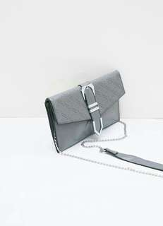 Ivy Decca Cluthes Grey
