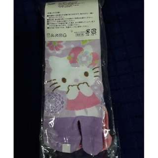 Hello Kitty lucky draw, Hello Kitty japanese socks (2pairs)