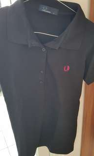 Polo shirt Fred Perry Black S