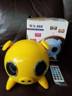 Moble USB-SD/MMC HI-FI SPEAKER