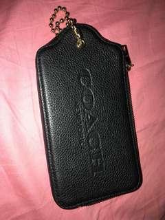 Coach 黑色錢包