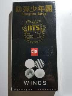 防彈少年團BTS明信片+卡片