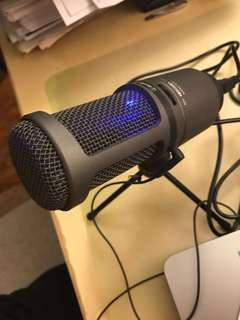 Audio Technica AT2020-USB