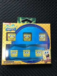 SpongeBob SquarePants Cable Clips