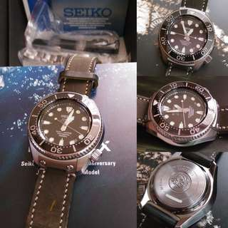 Ltd500pcs Seiko Prospex SBEX003 HI-BEAT36000 50th Anniversary JAMSTEC Special Model 48mm Fullset