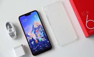 Xiaomi Redmi 6 (32/3GB) Kredit Mudah Tanpa CC