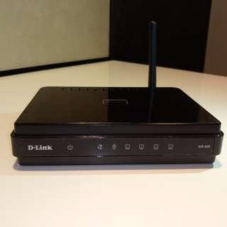 D-Link Wireless N 150 Home Router DIR-600
