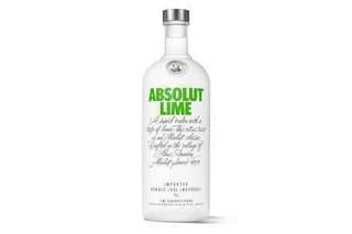 Vodka Absolut Lime 1 Liter Duty Free Airport Malaysia