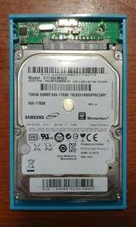 750 GB SAMSUNG HDD ST750LM022
