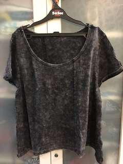 Free black jeans shirt