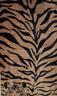 Handuk besar murah ukuran 70x140 merek Natural by terry