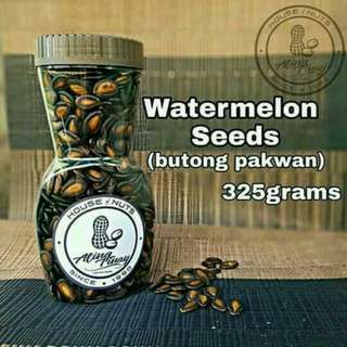 Watermelon Seeds (Butong Pakwan)