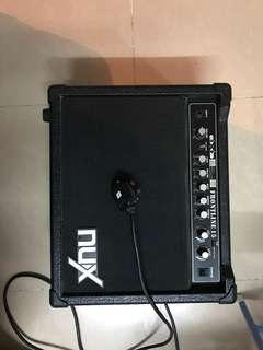 Nux 音箱