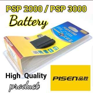 Sony PSP 2000 / PSP 3000 Battery Pack ( PISEN )