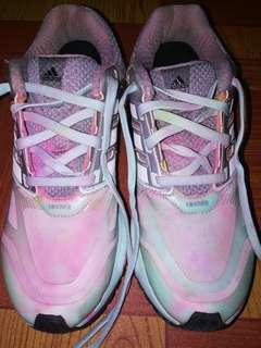 Original Adidas Women Running Response Boost (Pastel Green Color)