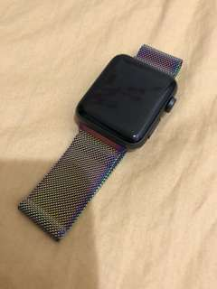 Apple Watch 變色龍錶帶