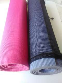 Kettler & barbie Matras Yoga buy one get one free