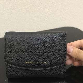 小ck 短夾 錢包 零錢包