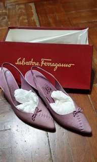 🈹愛 100% New Ferragamo Shoes with box