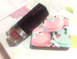 Pink Sugar - Sinful Lipstick + Macaron Mirror