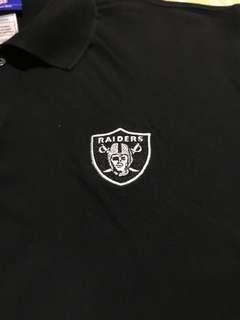 Reebok Raiders polo shirt