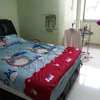 **Master Bedroom for rent** Near Khatib MRT