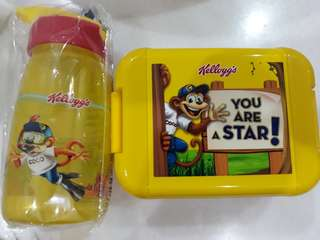 Lunch Box and Tumbler for kids (New)