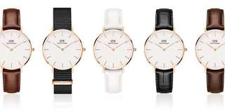 🚚 Daniel Wellington watch