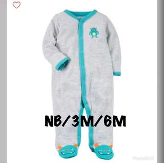 🚚 Brand New Carter's Sleep And Play For Baby Boy