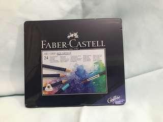 Faber-Castell Art Grip Aquarelle 24