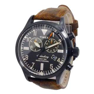 Timex waterbury chronograph TW2P64800