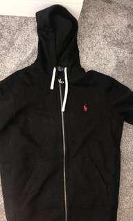 Ralph Lauren Hoodie in Black
