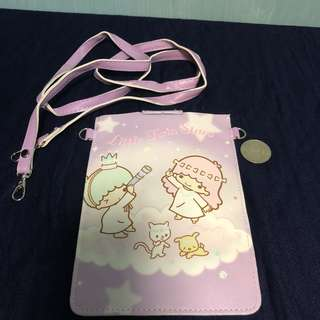 Little Twin Stars mobile phone hanging bag