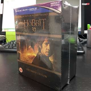 The Hobbit Bluray