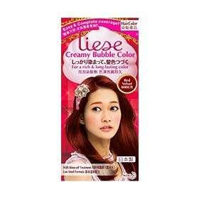Liese Creamy Bubble Colour Red Velvet