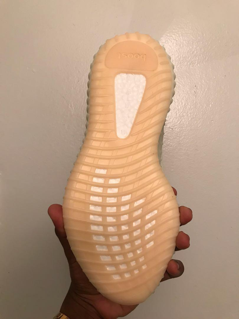 Authentic Yeezy 350 V2 butter