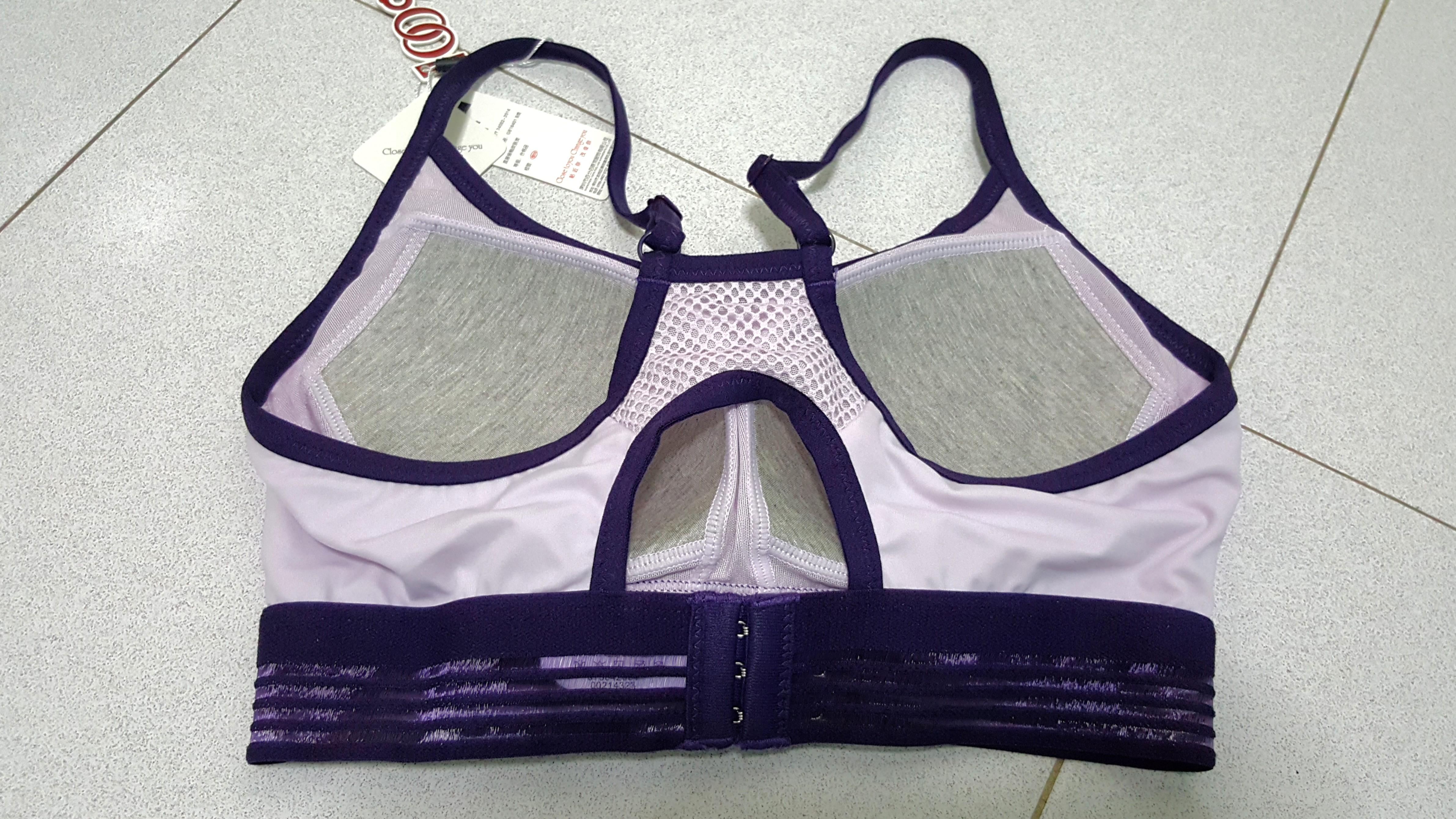 8263e3da8b BN sports bra pastel purple