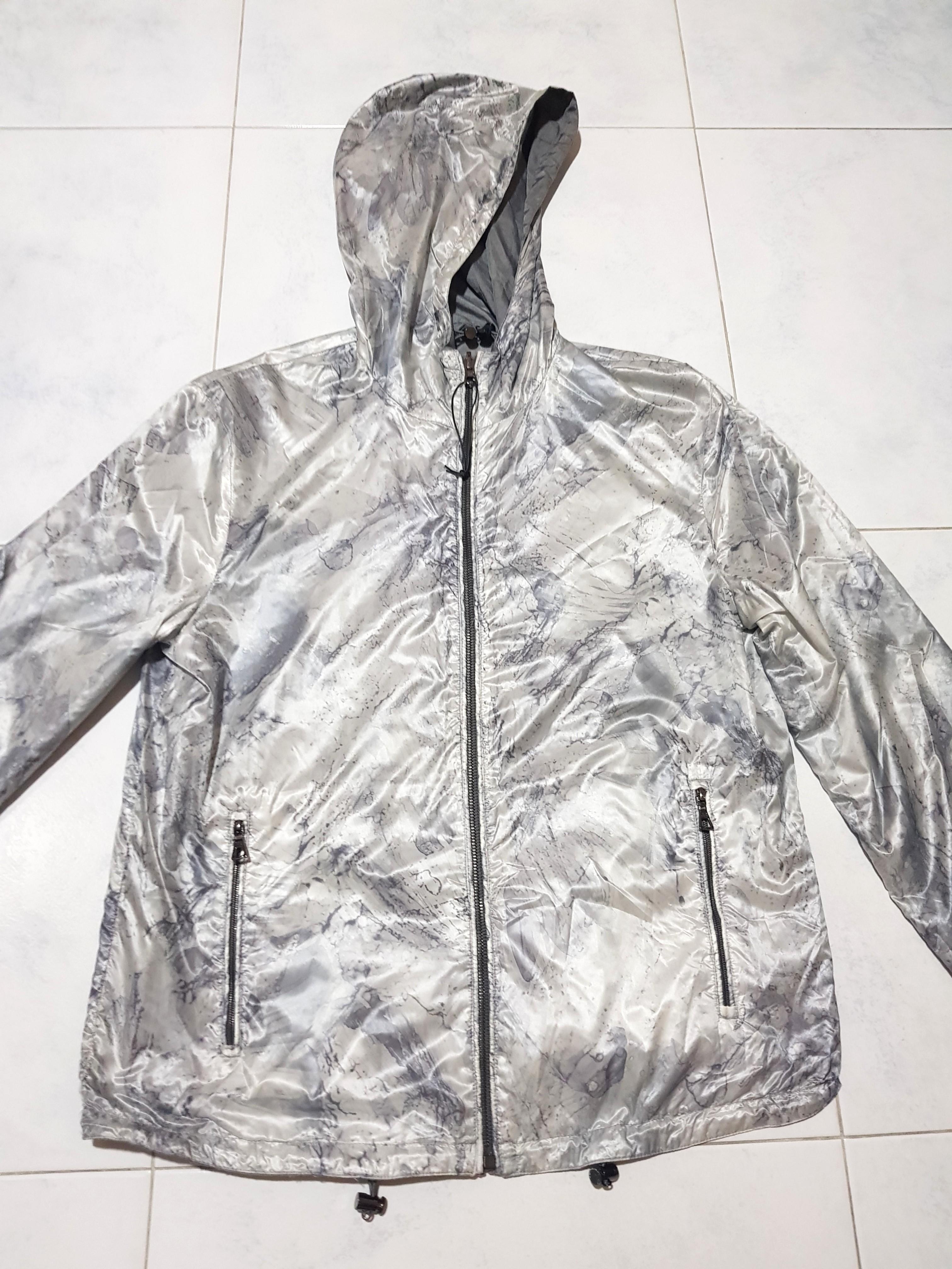 33c9bee3a9d1 Calvin Klein Men - Grey Reversible Jacket